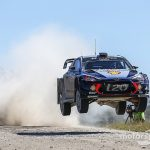 Argentina WRC: Neuville denies Evans victory by 0.7s
