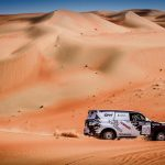 SAUDI ARABIA'S YASIR SAEIDAN HAS SUPERB CHANCE TO  SNATCH MASSIVE LEAD IN FIA T2 SERIES AT RALLY KAZAKHSTAN