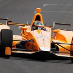 Two-time F1 champ Fernando Alonso aces first IndyCar test at Indianapolis