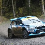 BOGIE WINS RSCA SCOTTISH RALLY AFTER LAST STAGE DRAMA FOR AHLIN