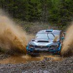 Higgins beats Pastrana on Olympus Rally