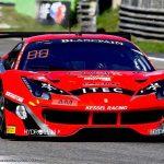 Ferrari racer Perel heads to Silverstone