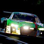 Kelvin van der Linde stuns at Nurburgring 24