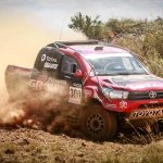 TOYOTA GAZOO RACING SA RECORDS ANOTHER ONE-TWO FINISH ON FREEZING BATTLEFIELDS 400