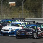 Action-packed national race day waits for the Engen Xtreme Audi A3s in East London