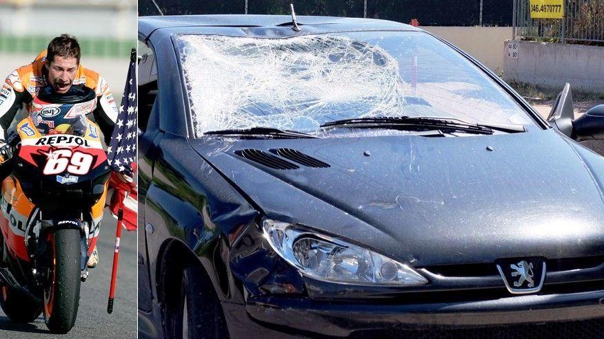 Nicky Hayden, former MotoGP champion, remains in coma after bike crash – Rallystar