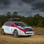 Watch This Nissan Leaf Rally Car Display its Off-Road Chops