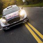 M-Sport builds new Ford for Ogier