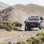 Off-Roaders prepare for the Silkway Rally