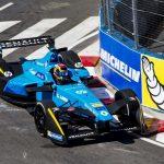Buemi wins Monaco ePrix, crash between Piquet Jr and Vergne