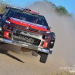 "Meeke says 14-roll Argentina crash ""biggest ever"""