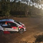 Rally Portugal: SS3/4: LATVALA MOVES AHEAD
