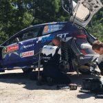 Rally Portugal: SS12: TÄNAK LOSES PORTUGAL LEAD