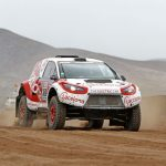 Dakar finisher ACCIONA enters rally championship with its electric racer