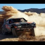 Andy McMillin Conquers SCORE Baja 500