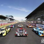 Asian Le Mans Series celebrating their teams at Le Mans