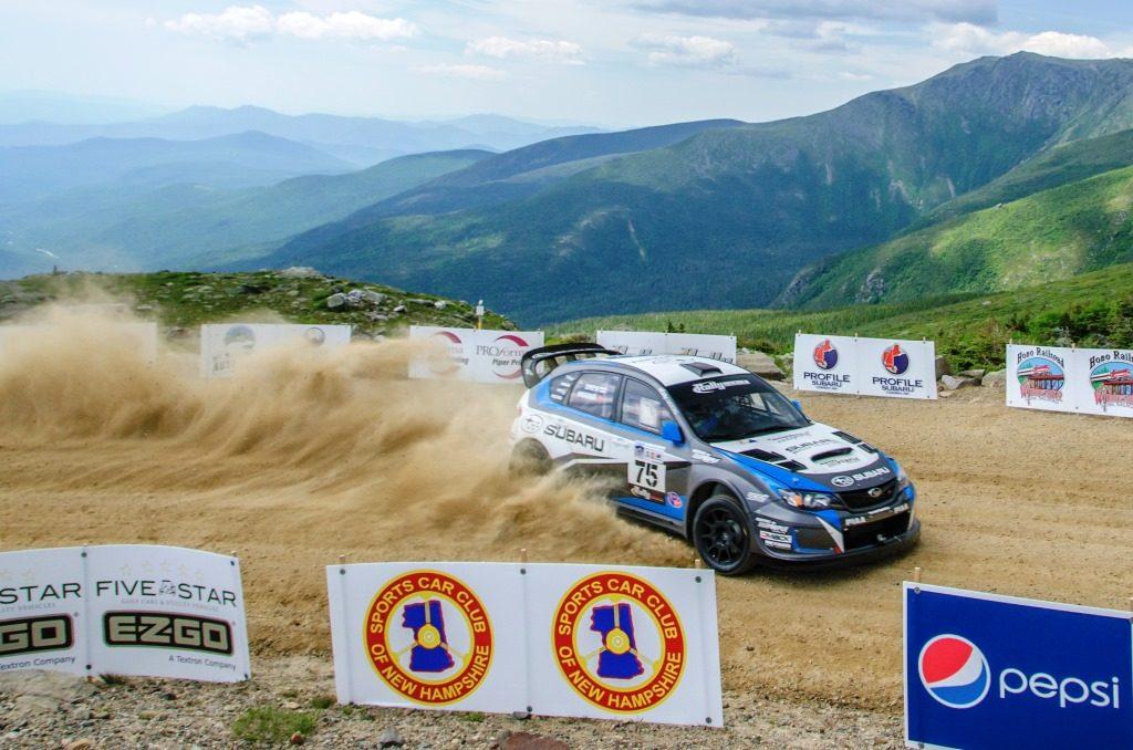 Mt Washington Hill Climb >> Subaru Mt Washington Hillclimb Rallystar