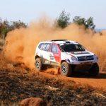TOYOTA KALAHARI BOTSWANA 1000 DESERT RACE A SERIES GAME CHANGER