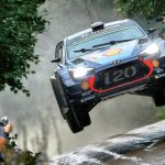 FRIDAY IN POLAND: NEUVILLE LEADS THREE-CAR FIGHT