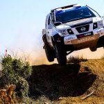 Redline Motorsport tackles Taklimakan Rally in China