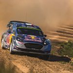 TITLE RACE HOTS UP IN SARDINIA