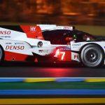 Kamui Kobayashi gives Toyota provisional pole