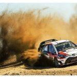 TOYOTA GAZOO Racing trio take on Sardinian gravel challenge