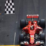 Vettel not thinking about title win