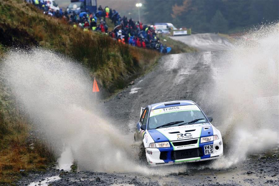 Non-homologated cars now permitted to contest Wales Rally GB ...