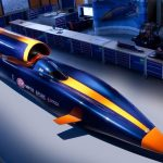 Bloodhound SSC's First Test Runs Scheduled for October