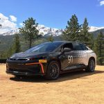 Limited electric vehicles challenging Pikes Peak in 2017