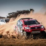 Toyota Gazoo Racing South Africa withdraws from Silkway Rally