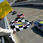 NASCAR results at Dover: Jimmie Johnson gets historic win in overtime