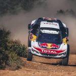 MAXIMUM ATTACK FOR PEUGEOT AS THE PEUGEOT 3008DKR MAXI IS LAUNCHED