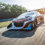 The legendary Peugeot 208T16 Pikes Peak changes hands