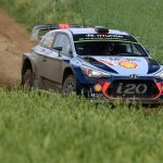 Hyundai targeting first Finnish podium