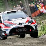 Rally Finland: Latvala sets the pace