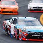 Kyle Busch wins NASCAR Xfinity race at New Hampshire