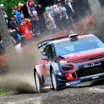 KRIS MEEKE TOPPED THE LEADERBOARD IN A TIGHT SHAKEDOWN AT NESTE RALLY FINLAND ON THURSDAY MORNING.