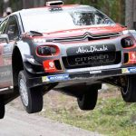 Kris Meeke hits back at Citroen before setting fastest time