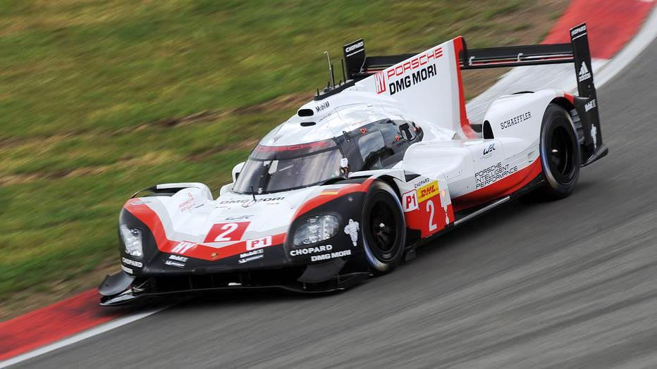 Porsche takes top two spots after 6-hour battle in WEC race at