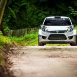 Proton Iriz R5 takes debut rally win at Goodwood 2017