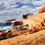 SOUTH RACING TO FIELD CARS FOR PONS, PORÉM, ALVAREZ, SCHRÖDER AND OUŘEDNĪČEK IN BAJA SPAIN ARAGÓN