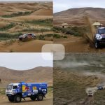 Peugeot and Kamaz bring the Silk Way Rally trophy home