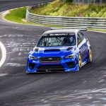 Subaru WRX STI under 7mins around Nurburgring