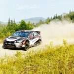 Pastrana wins New England Forest Rally; Comrie-Picard drives new Team O'Neil car to fourth place