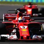Sebastian Vettel wins in Hungary amid team orders controversy