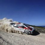 Rally Finland: SS8-10: LAPPI EDGES AHEAD