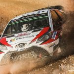 TOYOTA'S YARIS WRC TRIO SET TO FLY AT 'HOME'