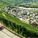 Rally Germany: SS4/5: ANDREAS' SURPRISE LEAD